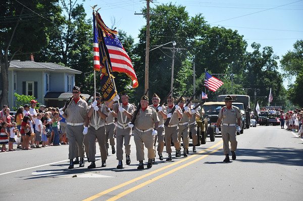 4th of July Parade's