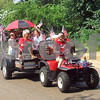 7/4/13 20th Annual Sunrise Shores 4th of July Parade by Howard Thompson :