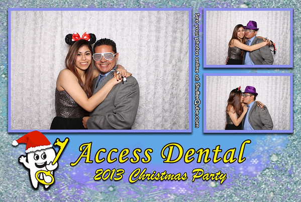 Access Dental Holiday Party 12-13-13