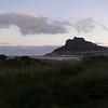 Hout Bay at dusk.