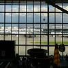 Terminal 5, Heathrow Airport.