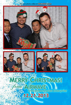 Airwave Holiday Party 12-21-13