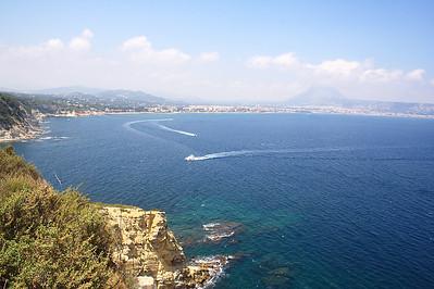 Taken on: Cap de Sant Martí