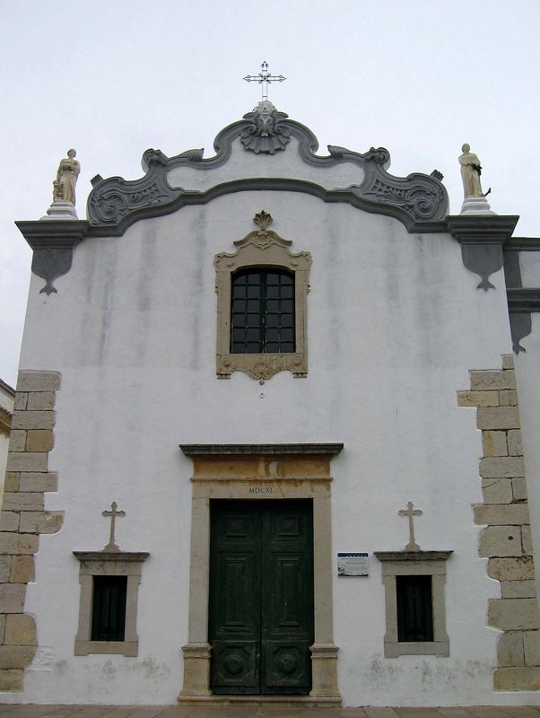 Nossa Senhora do Pé da Cruz in Faro