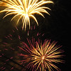 The 4th of July in St Charles Parish, Louisiana is a evening of great fun and beautiful fireworks all occuring in the vacinity of the bridge which spans the Mississippi River.