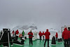 Antarctic Cruise - Day 4 - On Deck Taking Pictures