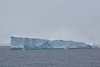 Antarctic Cruise - Day 4 - Icebergs Now Appearing on Sail to Niko Harbour 04