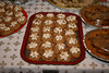 More Christmas cookies.
