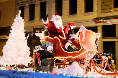 Anderson Christmas Parade 2014