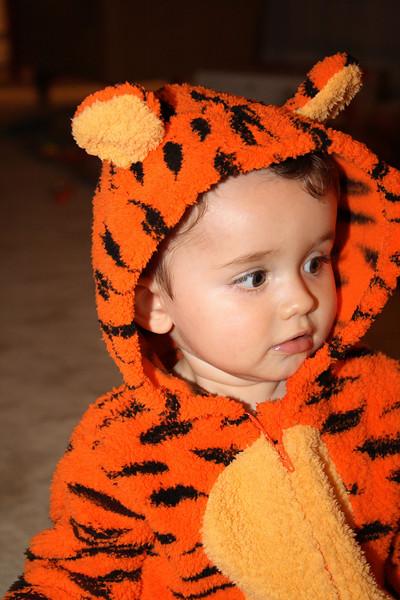 Andrew's Halloween 2007