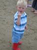 9th August 2009. Harrison at Llandonna