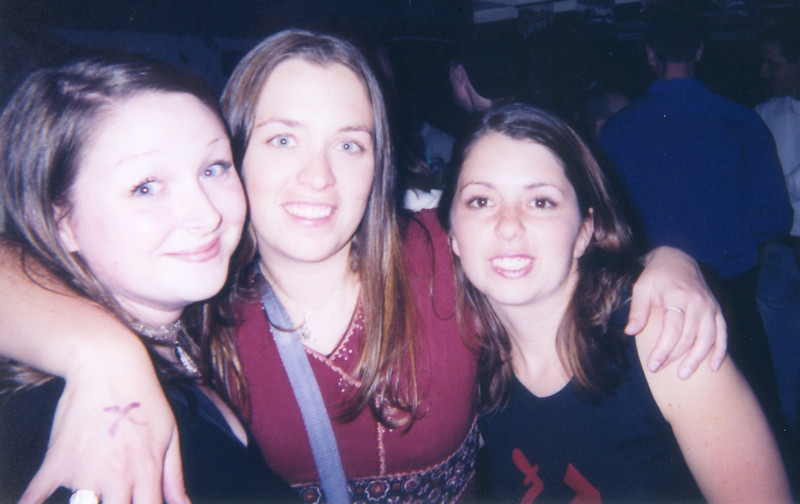 Dawn, Melissa and I