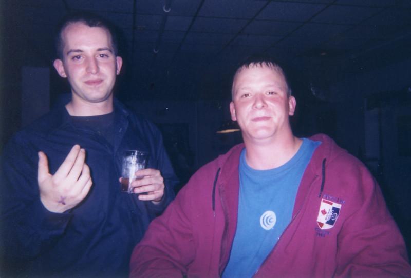 Paul and Shane