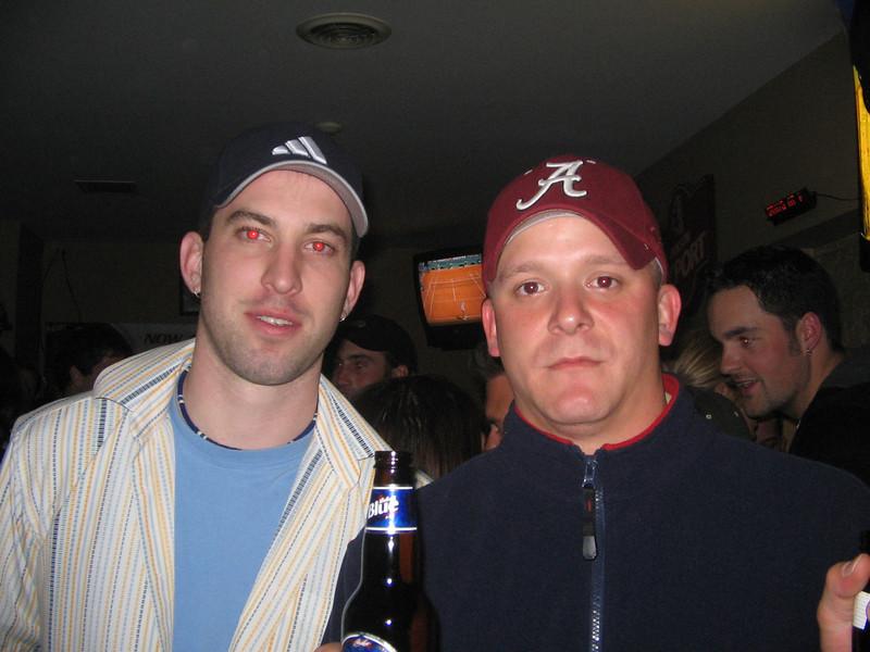Matt Quinn and Shane at Kaps
