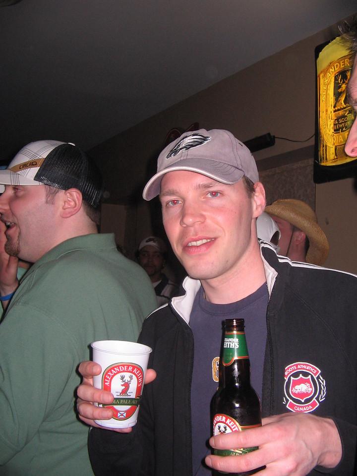 Bud at Kaps