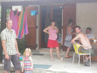 Ardèche '09 Sandra