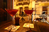 There is very active night life in Buenos Aires. If you are not into wine or beer there is always the option to have a very good quality cocktail.