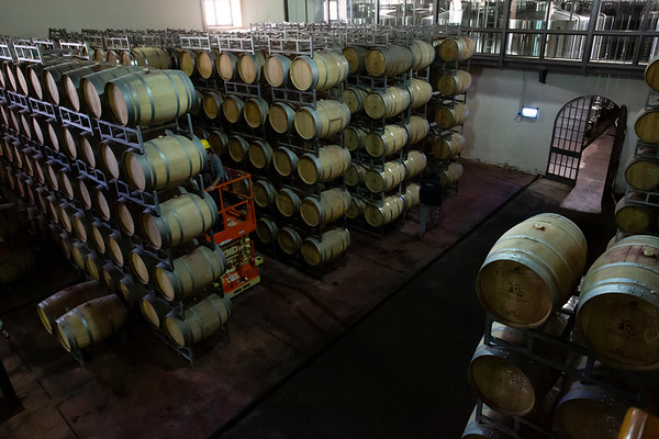 Bodega Luigi Bosca is one of the large wineries and provide one of best tours. The guided tours in English are limited and, as everywhere in Argentina, it's best if you understand at least some Spanish.