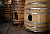 The process to make wine is the same between wineries. The differences are coming from quality of grapes and in what containers are stored. The options are French or American oak barrels which can be new or reused, steel or concrete tanks.