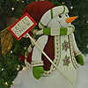 """November 26, 2016<br /> <br /> """"Advice from a Snowman: Be a jolly, happy soul; Spend time outdoors; Stay cool; It's okay to be a little bottom-heavy; Avoid meltdowns; Be well-rounded; Live well, life is short!"""" ~ Author Unknown<br /> <br />  """"ARKANSAS STATE CAPITOL CHRISTMAS DECORATIONS"""" 2016<br />  Woodland and Capitol Avenue<br />  Little Rock, AR"""