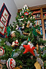 Christmas Tree floor level view Charlton