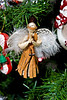christmas ornament: angel