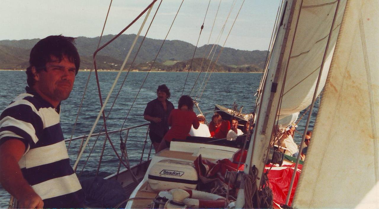 Yacht Trip Bay of Islands