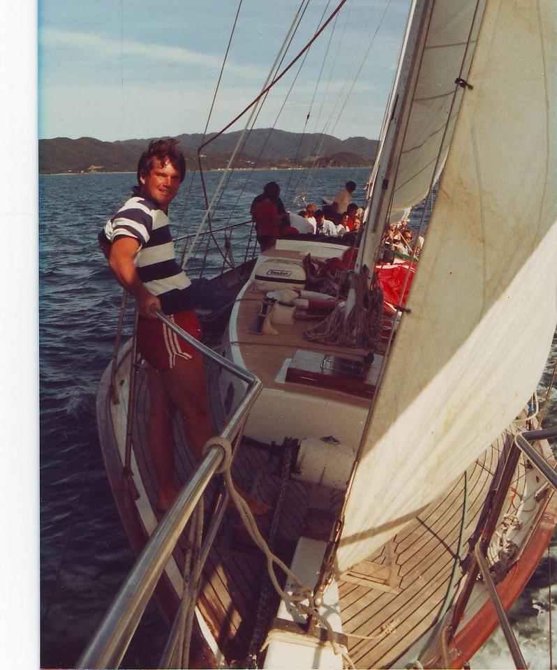 Yacht Trip Bay of Islands 2
