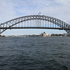 Sydney Harbour Bridhe with Opera House in background
