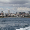 sydney skyline from the water