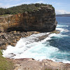 Watsons Bay - Pacific facing headlands and rocks