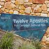 Great Ocean Road Tour -The twelve Apostles sign
