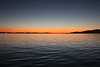 Sunset over English Bay.<br /> 8 October 2012