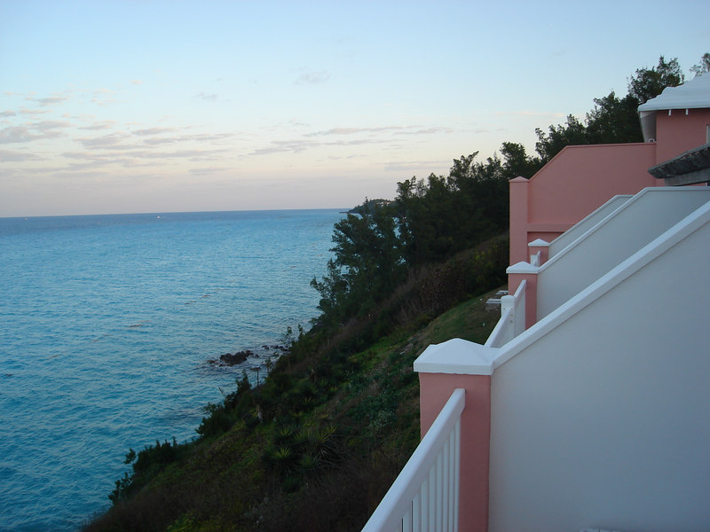 VIEW FROM OUR VILLA