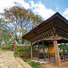 Chimi Lhakhang- Couple walking in for baby blessing?