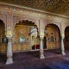 Anup Mahal. Junagarh fort- Bikaner.