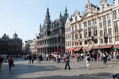 Brussel, Grote Markt