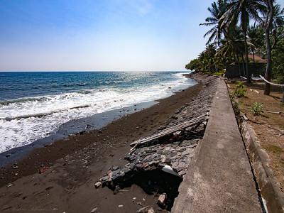 Teluk Karang beach