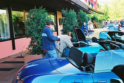 barchetta meet April 2001