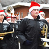 Debbie Blank | The Herald-Tribune<br /> The Batesville High School band makes many extracurricular appearances, including the Batesville Holiday Parade.