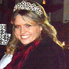 Miss Ripley County Heidi Speer, Holton, was all smiles.