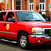 Debbie Blank | The Herald-Tribune<br /> The Batesville Lions Club was one of many entries in the procession.
