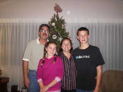 Beach and Evening - December 26, 2005