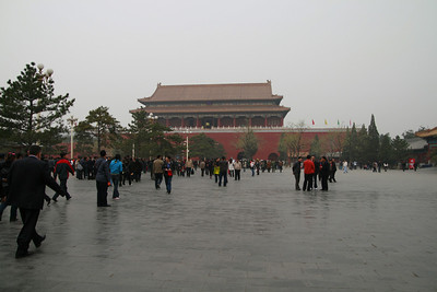 Beijing 08 -- The Forbidden City