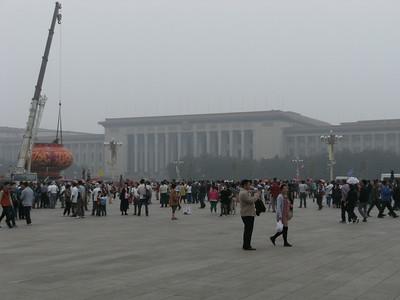 Tiananmen Square 19 September 2013