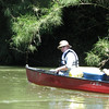171 Canoeing on Belize River