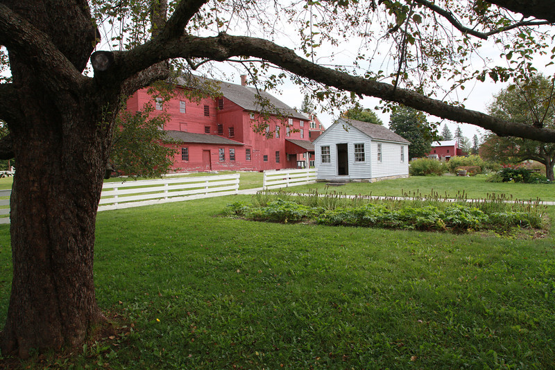 Berkshires 2012 - Hancock Shaker Village 009