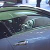 Bugatti Veyron passenger window