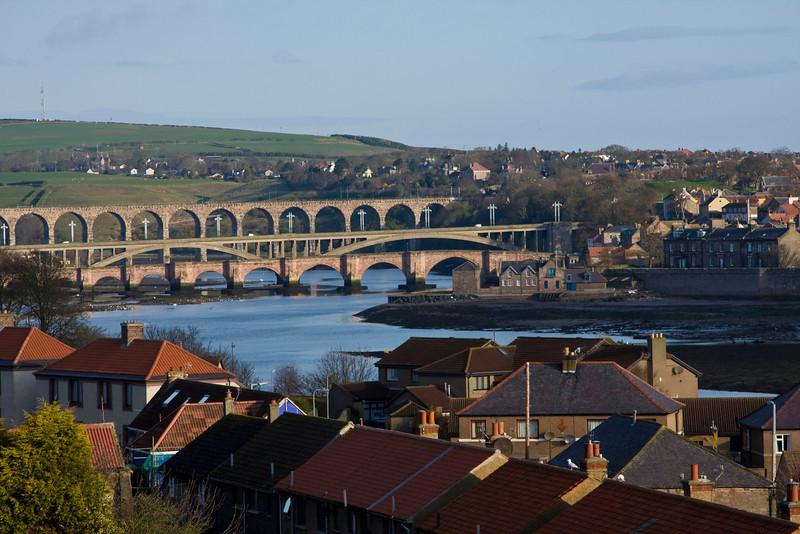 the bridges are very impressive