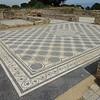 Fabulous mosaics in the Roman City
